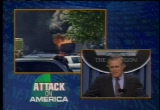 Still frame from: CBS Sept. 12, 2001 3:12 pm - 3:54 pm