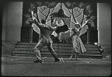 Still frame from: Your Hit Parade: 'Blue Skies' performed by The Lucky Strike Orchestra (Classic TV)