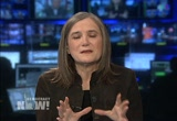 Still frame from: Democracy Now! Monday, March  1, 2010