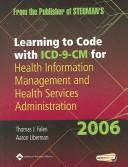 Download Learning to code with ICD-9-CM for health information management and health services administration
