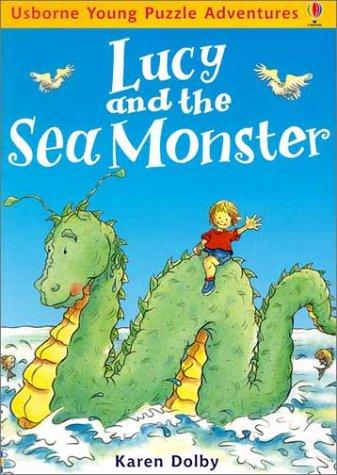 Lucy and the Sea Monster (Usborne Young Puzzle Adventures)