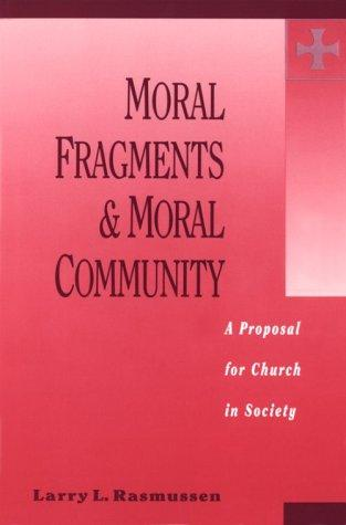 Moral fragments and moral community (Open Library)