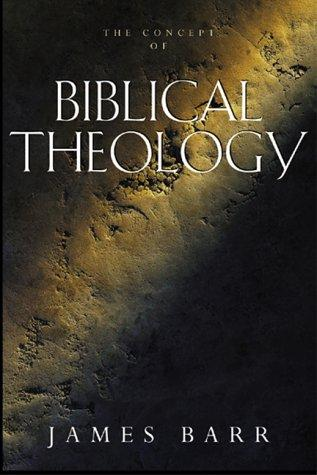 Download The Concept of Biblical Theology
