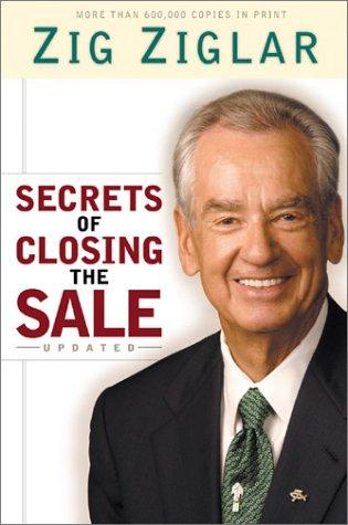 Download Secrets of Closing the Sale
