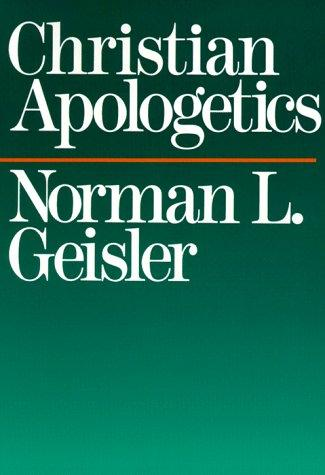 Download Christian Apologetics