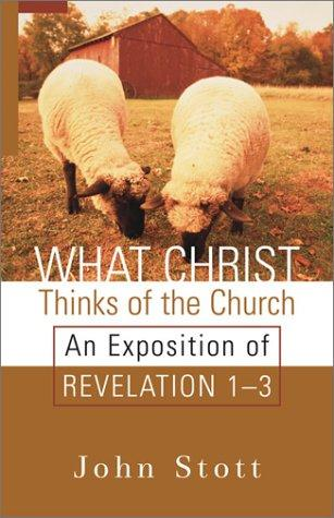 Download What Christ thinks of the church