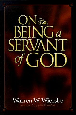 Download On being a servant of God