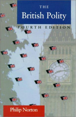 The British Polity (4th Edition)