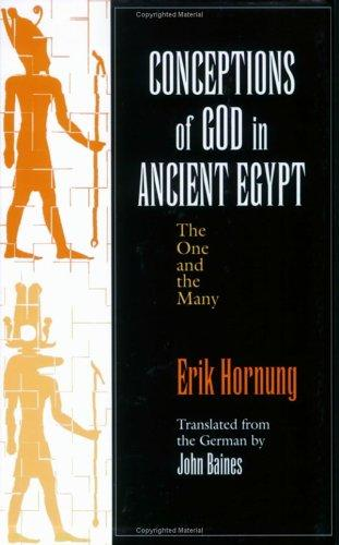 Download Conceptions of God in Ancient Egypt