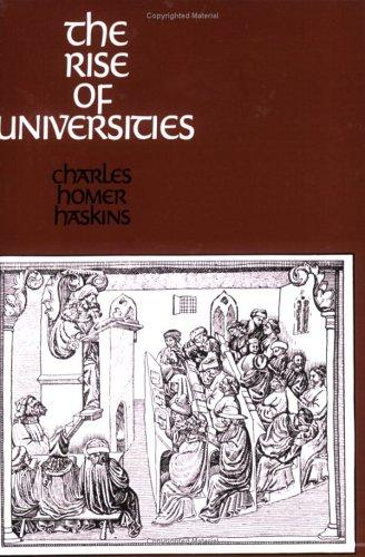 Download The rise of universities