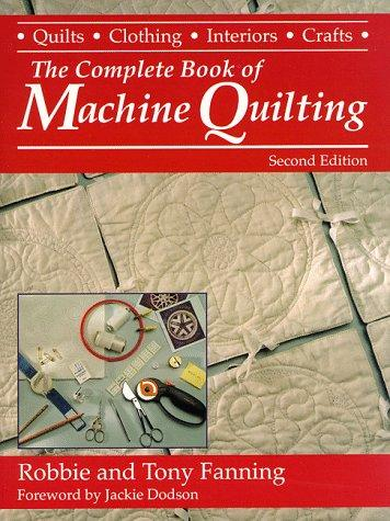 Download The complete book of machine quilting