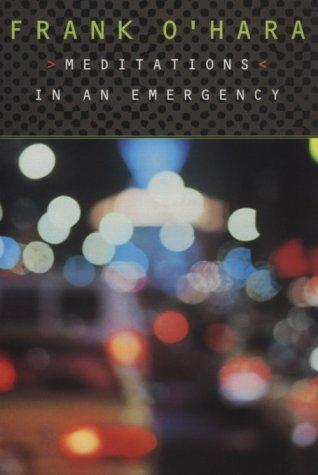 Download Meditations in an Emergency