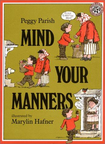 Download Mind your manners!