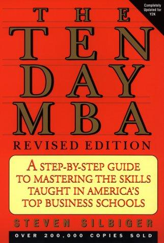 Download The ten-day MBA