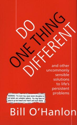 Download Do one thing different