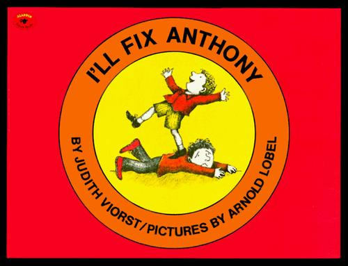 I'll fix Anthony