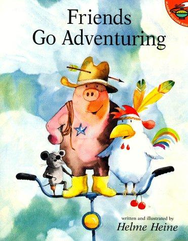 Download Friends Go Adventuring