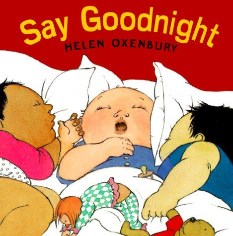 Download Say Goodnight (Board Books)