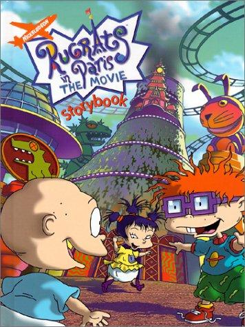 Rugrats in Paris, the movie storybook
