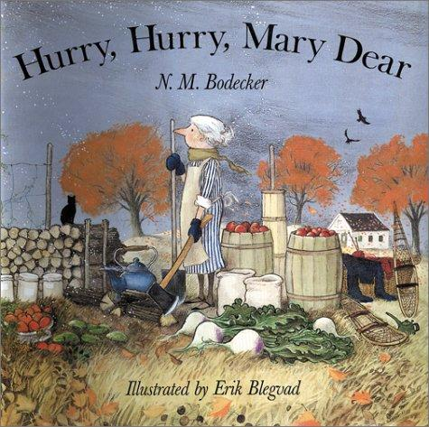 Download Hurry, Hurry, Mary Dear