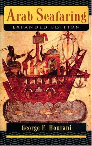 Download Arab seafaring in the Indian Ocean in ancient and early medieval times