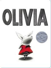 Book Cover: 'Olivia' by  Ian Falconer