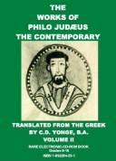 The Works of Philo Judzus, the Contemporary of Josephus