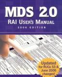 MDS 2.0 RAI User's Manual 2006