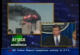 Still frame from: CBS Sept. 11, 2001 6:56 pm - 7:38 pm