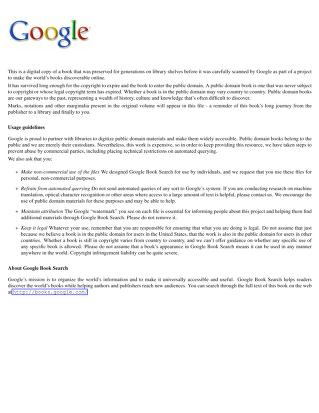 Alphabetical finding list by Princeton University Library