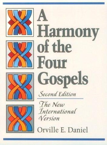Image 0 of A Harmony of the Four Gospels: The New International Version