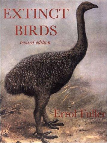 Extinct birds by Errol Fuller