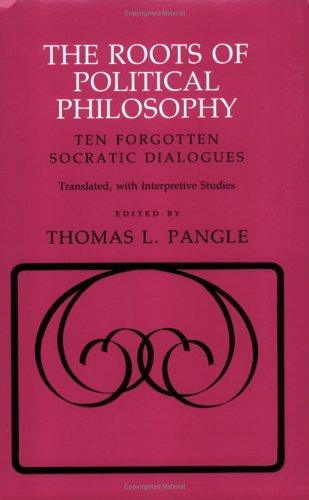 The roots of political philosophy by Plato