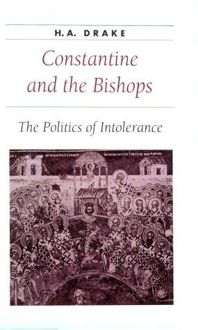 Constantine and the Bishops