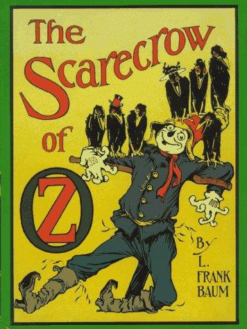 The Scarecrow of Oz by L. Frank Baum
