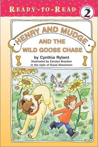 Henry and Mudge and the wild goose chase by Jean Little
