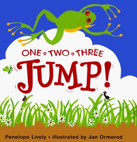 One, two, three, jump! by Penelope Lively