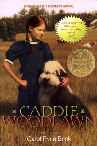 Caddie Woodlawn/Newbery Summer by Carol Ryrie Brink