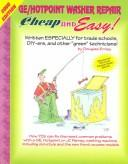 Cheap & Easy GE Washer Repair by Douglas Emley