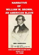 Narrative of William Wells Brown by William Wells Brown